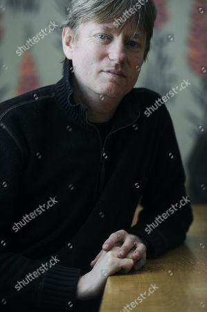 Stock Picture of Michel Faber, London