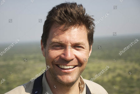 Steve Leonard in the Erindi Game Park, Namibia