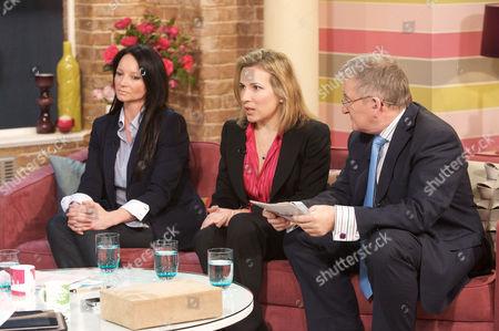 Catherine Kydd, Plastic Surgeon Angelica Kavouni and Dr Chris Steele
