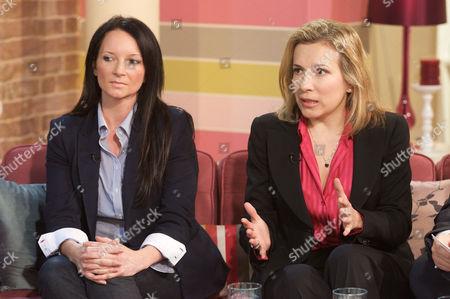 Catherine Kydd and Plastic Surgeon Angelica Kavouni