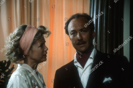 Stock Image of Catherine Alric as Diane Delorme and Miguel Herz-Kestranek as Otto von Linden