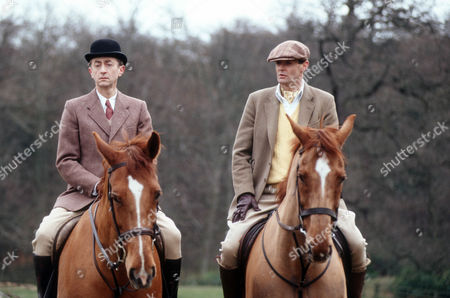 Jeremy Clyde as Paul and Simon Williams as Sir Anthony Rose