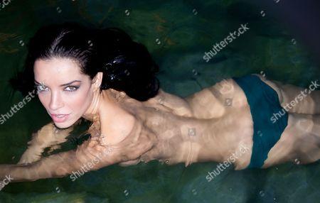Stock Picture of Claudia Salinas