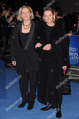 Editorial image of 'The Iron Lady' film premiere, London, Britain - 04 Jan 2012