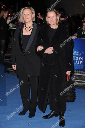 Stock Picture of Phyllida Lloyd and Sarah Cooke