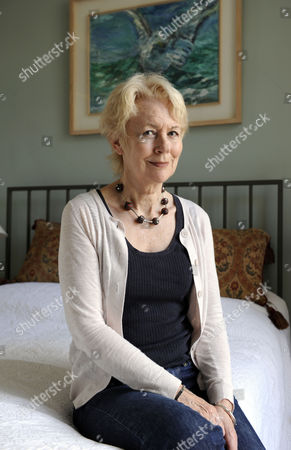 Editorial picture of Dearbhla Molloy at home in London, Britain - 05 Jul 2010