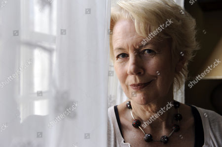 Editorial image of Dearbhla Molloy at home in London, Britain - 05 Jul 2010