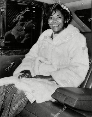 Obituary Nancy Wilson Grammywinning Jazz Singer dies Stock