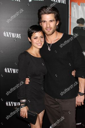 Editorial picture of 'Haywire' film premiere, Los Angeles, America - 05 Jan 2012