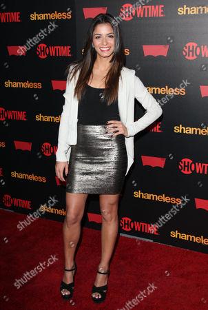 Editorial image of 'Shameless' Season 2 TV series launch, Los Angeles, America - 05 Jan 2012