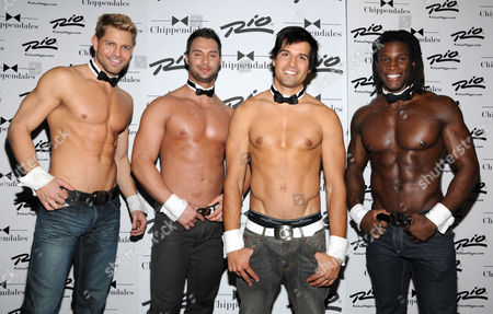 Ricardo Laguna and Chippendales