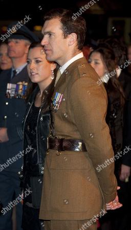 Editorial image of 'War Horse' film premiere, London, Britain - 08 Jan 2012