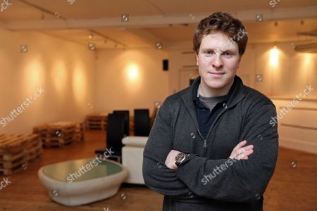 Editorial picture of Director Tom Attenborough Who Is Directing A Play Next Month At The Gallery Soho London