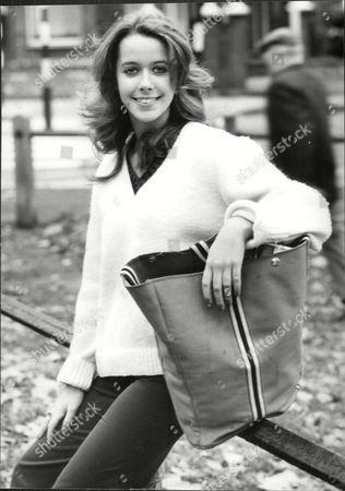 Jane Warner Fashion Model