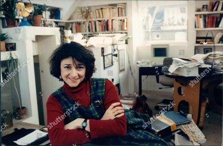 Miss Marina Warner A Professor At Erasmus University Rotterdam
