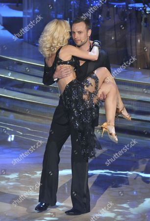 Editorial image of 'Ballando Sotto Le Stelle' TV Programme, Rome, Italy - 07 Jan 2012