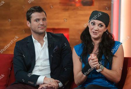 Mark Wright and Elise Lindsay