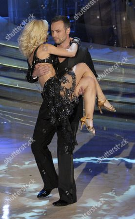 Editorial picture of 'Ballando Sotto Le Stelle' TV Programme, Rome, Italy - 07 Jan 2012