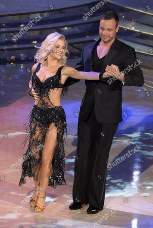 Editorial photo of 'Ballando Sotto Le Stelle' TV Programme, Rome, Italy - 07 Jan 2012
