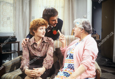 Editorial picture of 'Maggie and Her' TV Programme. - 1979