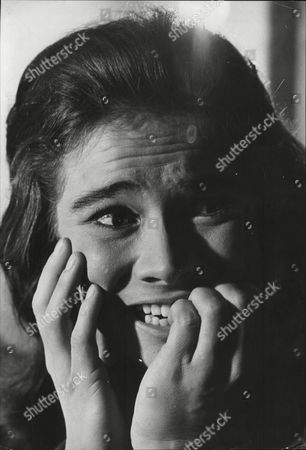 Actress Heather Sears In Film Phantom Of The Opera 1961