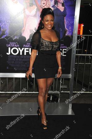 Editorial picture of 'Joyful Noise' film premiere, Los Angeles, America - 09 Jan 2012