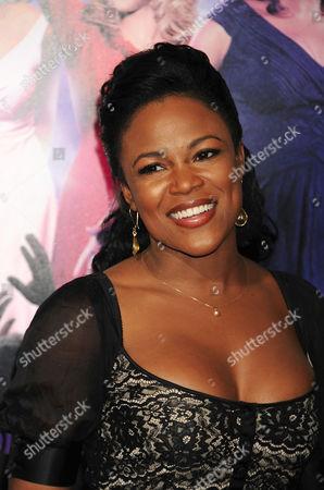 Editorial image of 'Joyful Noise' film premiere, Los Angeles, America - 09 Jan 2012