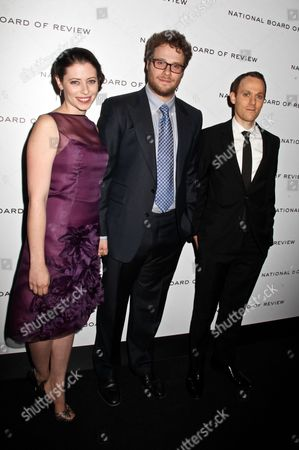 Editorial image of National Board of Review Awards Gala, New York, America - 10 Jan 2012