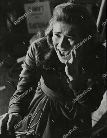 Actress Heather Sears In Film Phantom Of The Opera