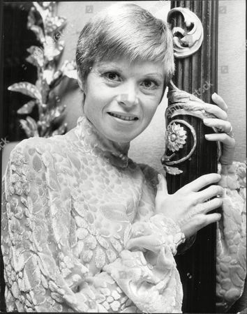 Editorial image of Shani Wallis Actress At The Dorchester Hotel 1968.