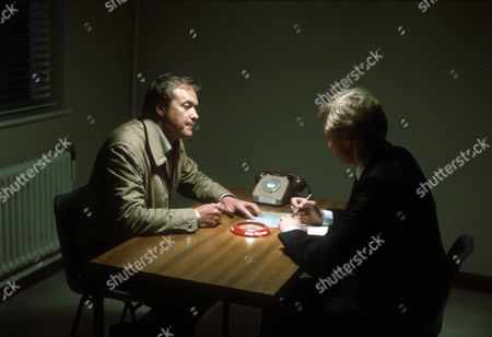 James Bolam as Trevor Chaplin and Dominic Jephcott as DS Hudson