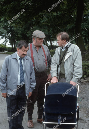 Terence Rigby as Big Al and James Bolam as Trevor Chaplin
