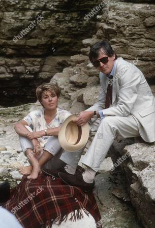 Barbara Flynn as Jill Swinburne, Thomas McGlinchey as Firstborn and Patrick Drury as Ivan
