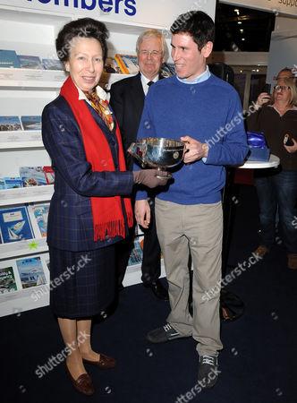 Editorial photo of The 2012 Tullett Prebon London Boat Show at the Excel Centre, London, Britain  - 11 Jan 2012