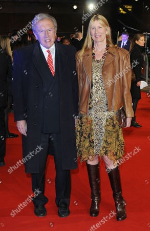 Sir David Frost and Lady Carina Fitzalan-Howard