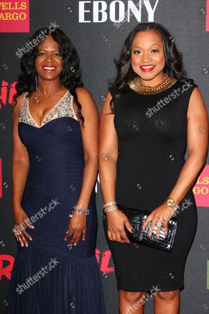 Lorraine Smith and Monyetta Shaw