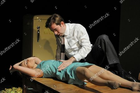 Editorial photo of 'Lovesong' play performed by Frantic Assembly at The Lyric Theatre, Hammersmith, London, Britain - 11 Jan 2012