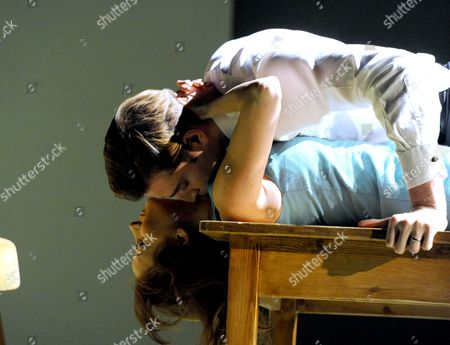 Stock Image of 'Lovesong' - Leanne Rowe as Margaret and Edward Bennett as William