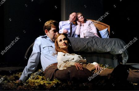 'Lovesong' - Leanne Rowe as Margaret, Edward Bennett as William, Sam Cox as Billy and Sian Phillips as Maggie