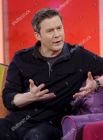 Editorial picture of 'Lorraine Live' TV Programme, London, Britain. - 12 Jan 2012