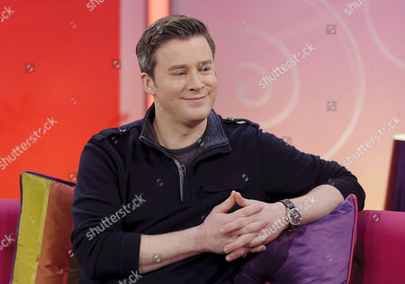 Editorial image of 'Lorraine Live' TV Programme, London, Britain. - 12 Jan 2012