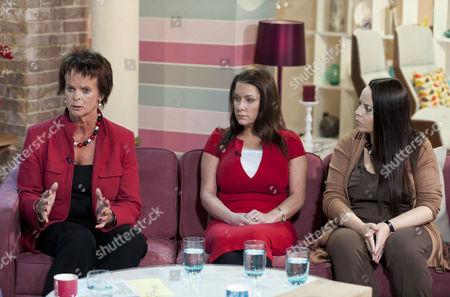 Anne Milton, Beryl Atkins and Ann Winner