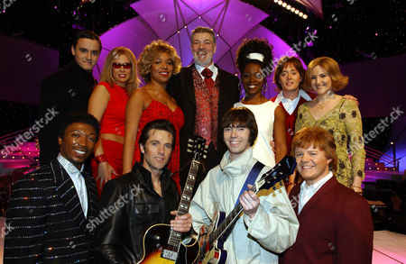 Editorial image of 'Stars in Their Eyes' TV Programme - 2002