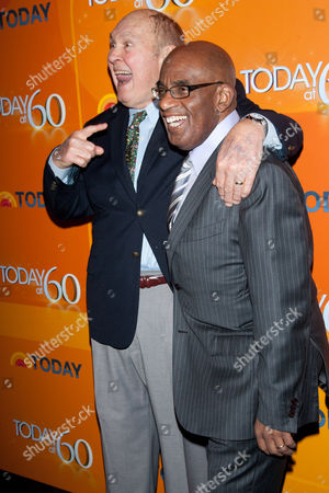 Editorial picture of Today show's 60th Anniversary celebration party, New York, America - 12 Jan 2012