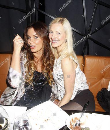Jo-Emma Larvin and Korin Nolan