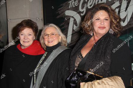 Polly Bergen, Barbara Cook and Lainie Kazan