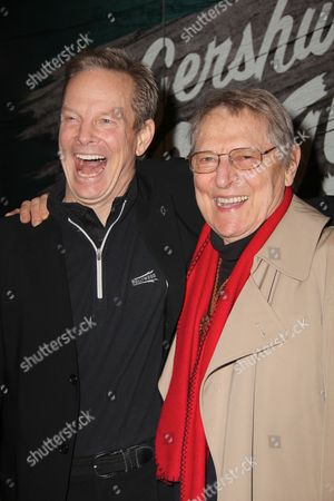 Bill Irwin and John Cullum