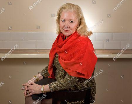 Editorial picture of Mary Ellen Field, London, Britain - 23 Nov 2011