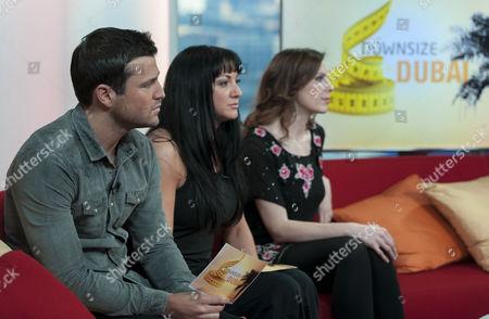 Editorial photo of 'Daybreak'TV Programme, London, Britain. - 13 Jan 2012