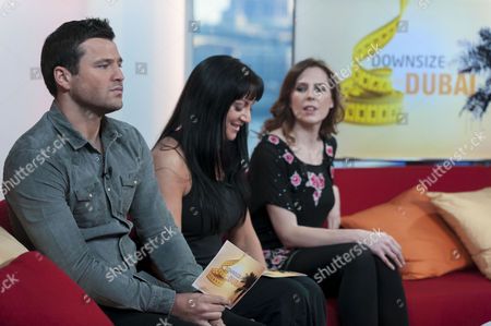 Editorial picture of 'Daybreak'TV Programme, London, Britain. - 13 Jan 2012